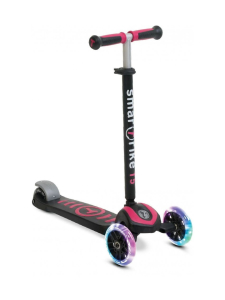SMARTRIKE - SMARTRIKE T-Scooter T5 vaaleanpunainen | Stockmann