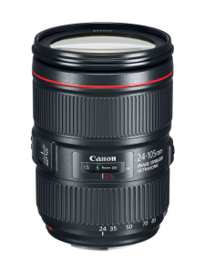 Canon - Canon EF 24-105mm f/4L IS II USM | Stockmann