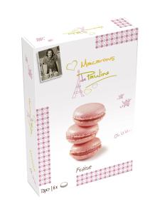 Biscuits  de Pauline - Macarons Mansikka 72g Biscuit de Pauline | Stockmann