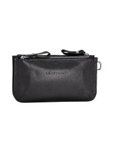 Longchamp - LE FOULONNÉ - COIN PURSE - NAHKAINEN KUKKARO - BLACK   Stockmann