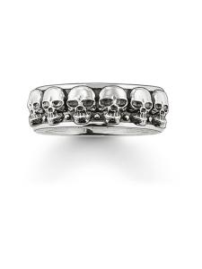 Thomas Sabo - Thomas Sabo Ring Skulls -sormus | Stockmann