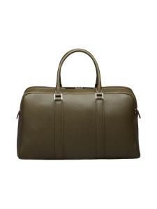 MMV Bags - Varese Overnighter Bag -nahkalaukku - MILITARE GREEN (VIHREÄ) | Stockmann