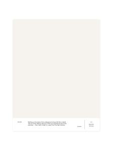 Cover Story - Sävymalli 001 PATTI - all white | Stockmann