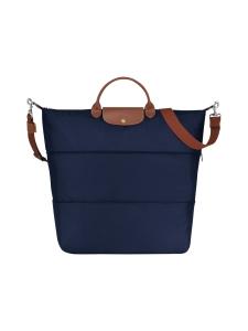 Longchamp - Le Pliage Travel Bag - Laukku (Laajennettava) - NAVY | Stockmann