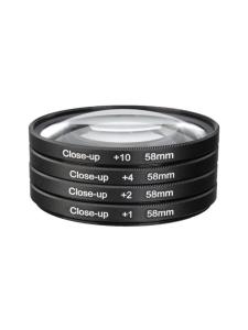 Walimex - Walimex Close-up Macro Lens Set - 62mm lähikuvalinssipakkaus - null | Stockmann