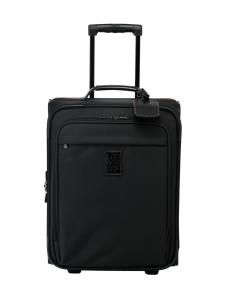 Longchamp - Boxford - Cabin Suitcase - Vetolaukku - BLACK | Stockmann