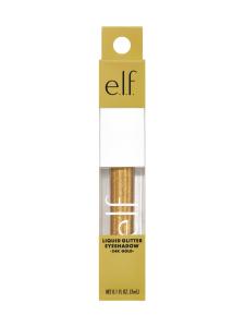 ELF Cosmetics - Liquid Glitter Eyeshadow 24K Gold -nestemäinen luomiväri 3ml | Stockmann