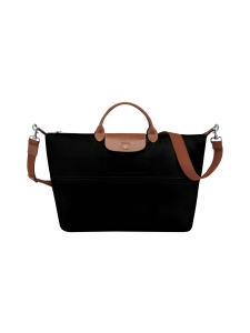 Longchamp - Le Pliage Travel Bag - Laukku (Laajennettava) - BLACK | Stockmann