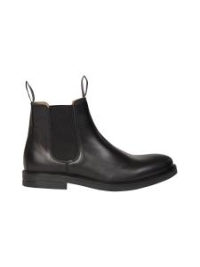 Berkeley - Chelsea Leather Boots -nahkanilkkurit - MUSTA | Stockmann