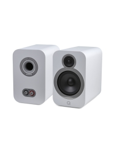 Q Acoustics - Q Acoustics Q3030i hyllykaiutin, valkoinen | Stockmann
