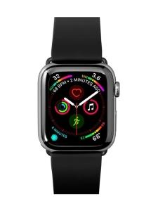 Laut - Active Apple Watch (42/44 mm) -nauha - Black - MUSTA | Stockmann