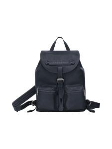 Longchamp - Longchamp 3D - Backpack S - Nahkareppu - MIDNIGHT BLUE | Stockmann