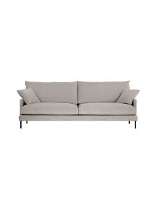 HT Collection - Luca -sohva, 207 cm - VAALEAN HARMAA   Stockmann
