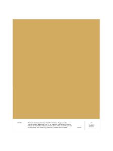 Cover Story - Sävymalli 032 KAREN - mustard   Stockmann