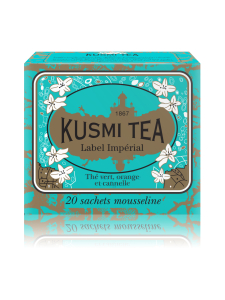 Kusmi Tea - Vihreä Tee Imperial Label Pussi (20kpl) 44g | Stockmann