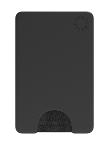 Popsockets - PopWallet Black - korttikotelo - BLACK | Stockmann