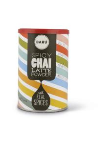 Barú - Mausteinen Chai Latte Juomajauhe Barú 250g | Stockmann