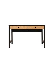 Lastenhuone.fi - Vintage Koulupöytä, 60cm x 121cm - MATTAMUSTA / PUU | Stockmann