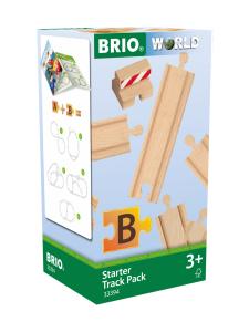 Brio - BRIO Kiskojen aloituspakkaus - null | Stockmann