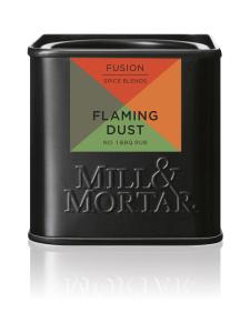 Mill & Mortar - Maustesekoitus Flaming Dust Luomu 50g | Stockmann