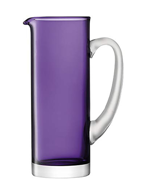 Vesikannu LSA Basis Jug Violet 1.5 L