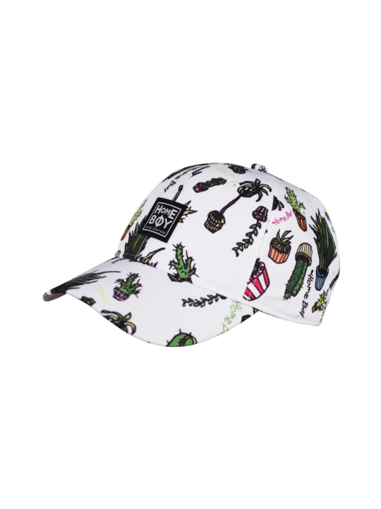 Homeboy - Dad Cap -lippalakki - MONIVÄRINEN | Stockmann - photo 1