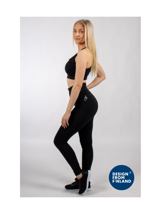 Biancaneve - B Lean -leggingssit - MUSTA | Stockmann - photo 2