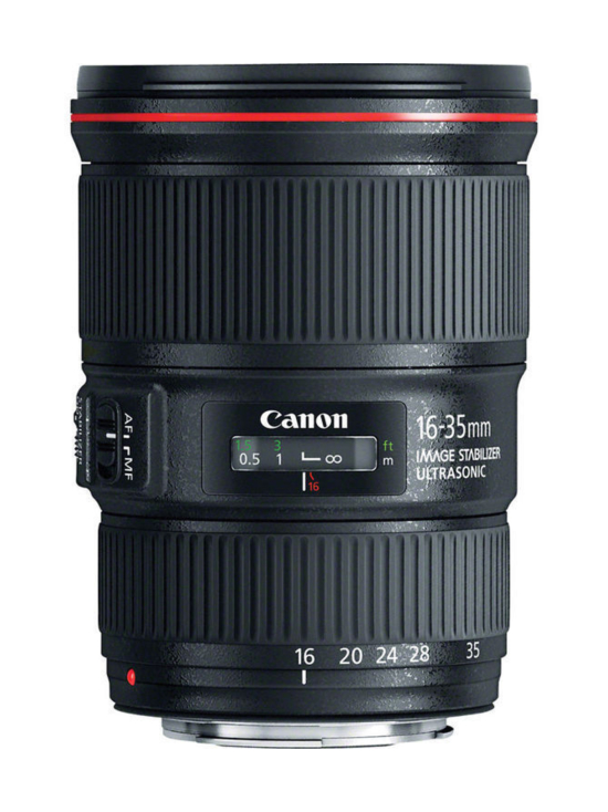 Canon - Canon EF 16-35mm f/4L IS USM - null   Stockmann - photo 2