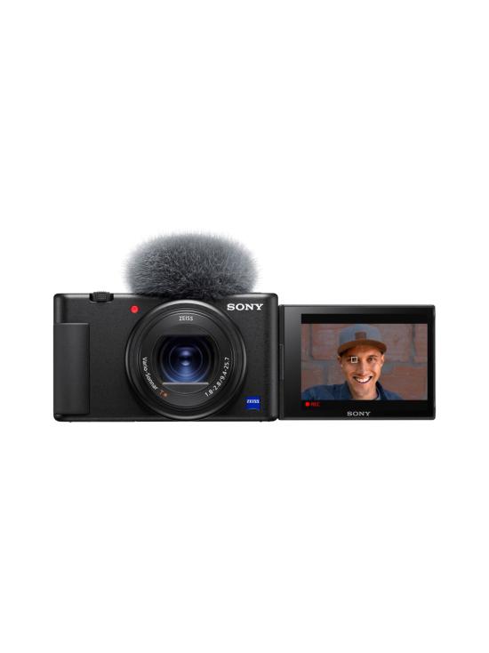 Sony - Sony ZV-1 -digikamera - Musta + 100e Cashback | Stockmann - photo 4