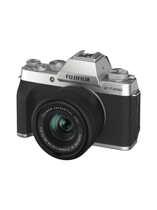 Fujifilm - Fuji X-T200 + 15-45mm OIS PZ Kit (hopea) - null | Stockmann - photo 1