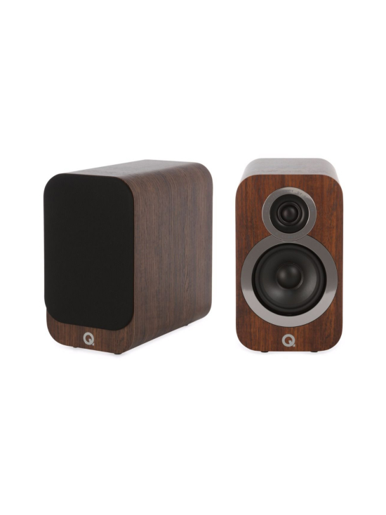 Q Acoustics - Q Acoustics Q3010i hyllykaiutin, pähkinä | Stockmann - photo 1