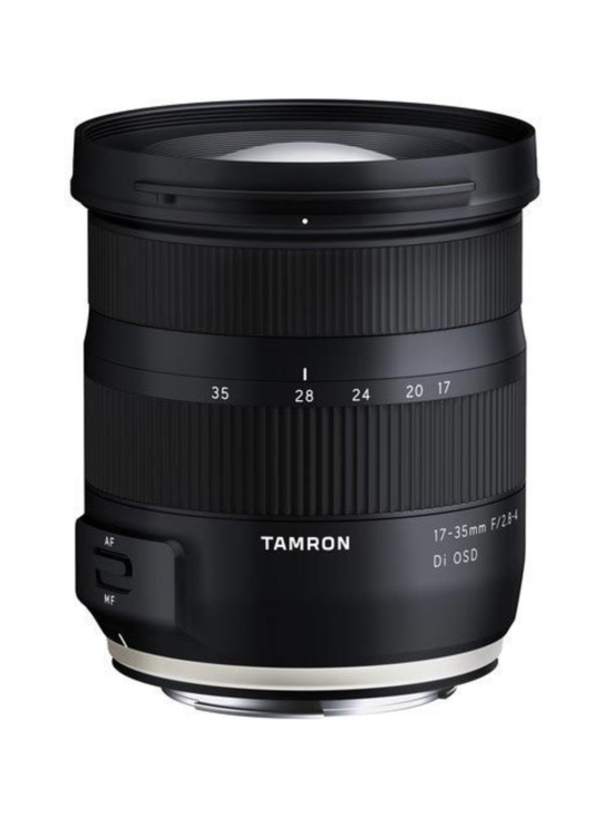Tamron - Tamron 17-35mm f/2.8-4 Di OSD (Canon) | Stockmann - photo 1