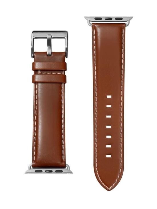 Laut - Oxford Apple Watch (38/40 mm) -nauha (ruskea) - RUSKEA | Stockmann - photo 2