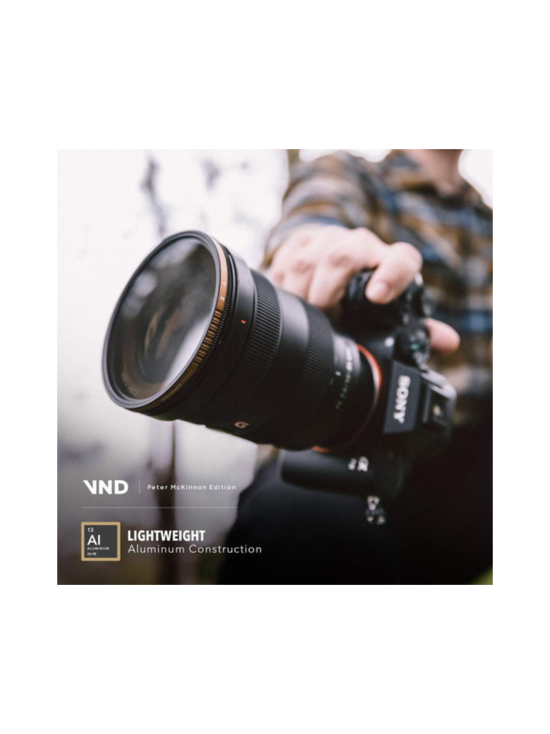 PolarPro - PolarPro 82mm Peter McKinnon Edition Variable ND 6-9 -suodin | Stockmann - photo 4