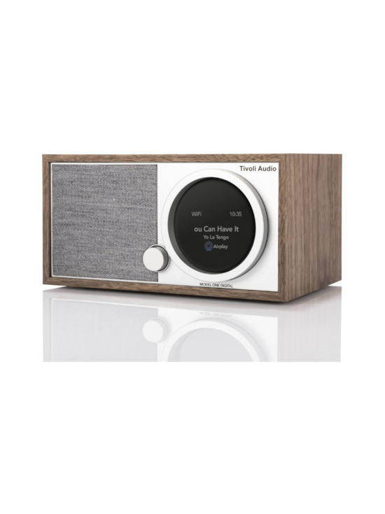 Tivoli - Tivoli Audio Model One Digital GEN.2 Walnut/Grey - null | Stockmann - photo 2