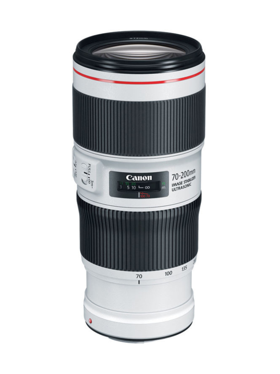 Canon - Canon EF 70-200mm f/4L IS II USM - null | Stockmann - photo 3
