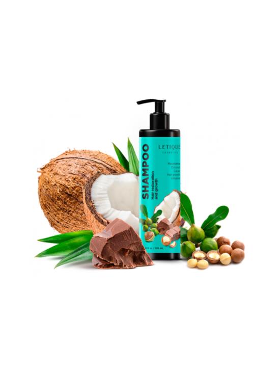 Letique - Macadamia - Coconut shampoo 250ml | Stockmann - photo 1