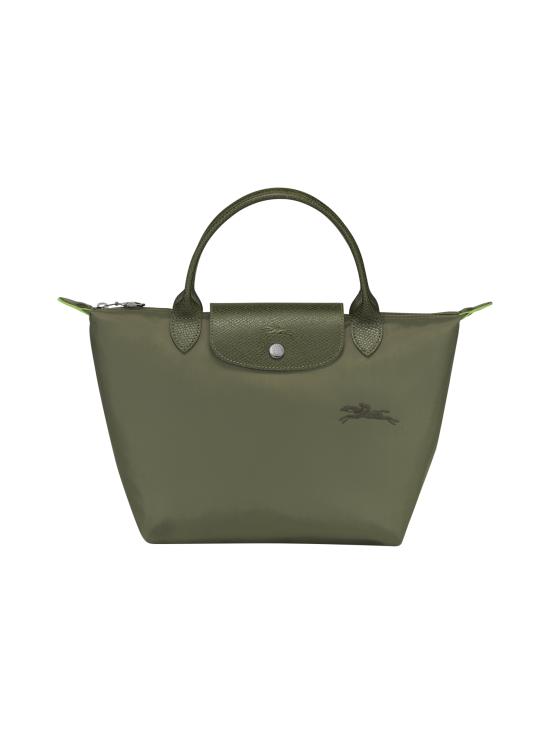 Longchamp - LE PLIAGE GREEN - TOP HANDLE BAG S - LAUKKU - FOREST | Stockmann - photo 1