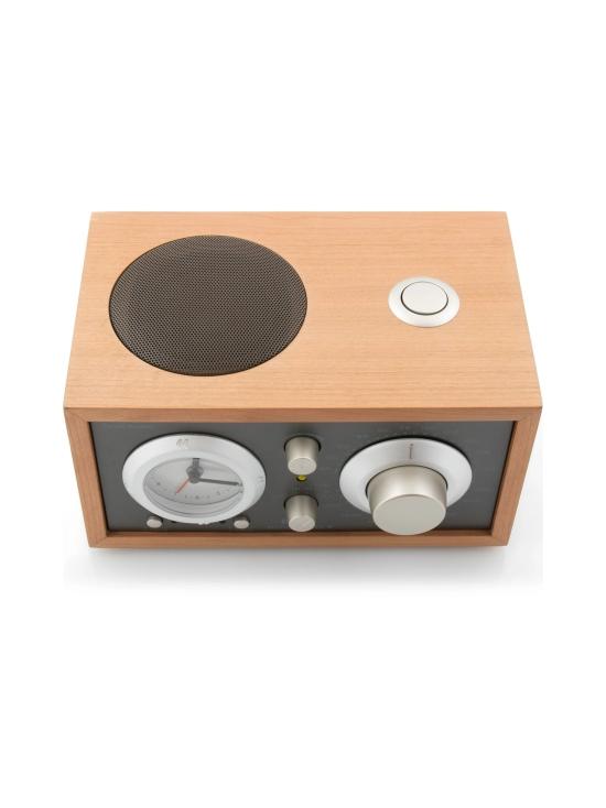 Tivoli - Tivoli Audio Model Three BT taupe/cherry   Stockmann - photo 4