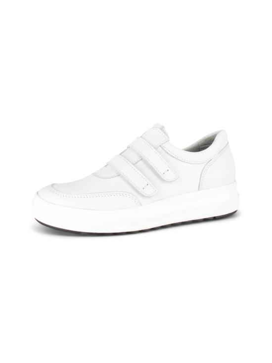 Pomar - TUOMI Naisten sneakerit - WHITE SOFT NAPPA (SNEAKER S) | Stockmann - photo 1
