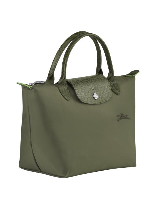Longchamp - LE PLIAGE GREEN - TOP HANDLE BAG S - LAUKKU - FOREST | Stockmann - photo 2