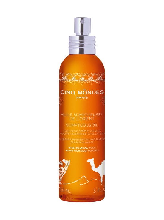 Cinq Mondes - Sumptuous Dry Body Oil (150ml)   Stockmann - photo 1