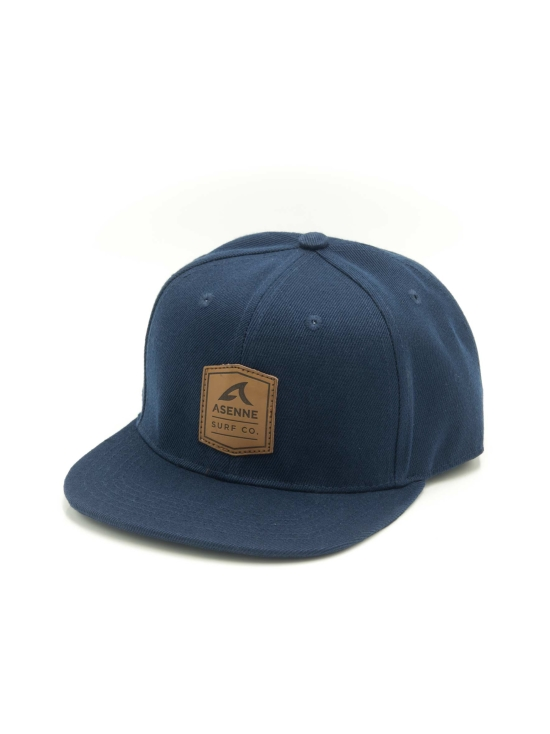 Asenne - Surf Co. navy snapback - SININEN | Stockmann - photo 1