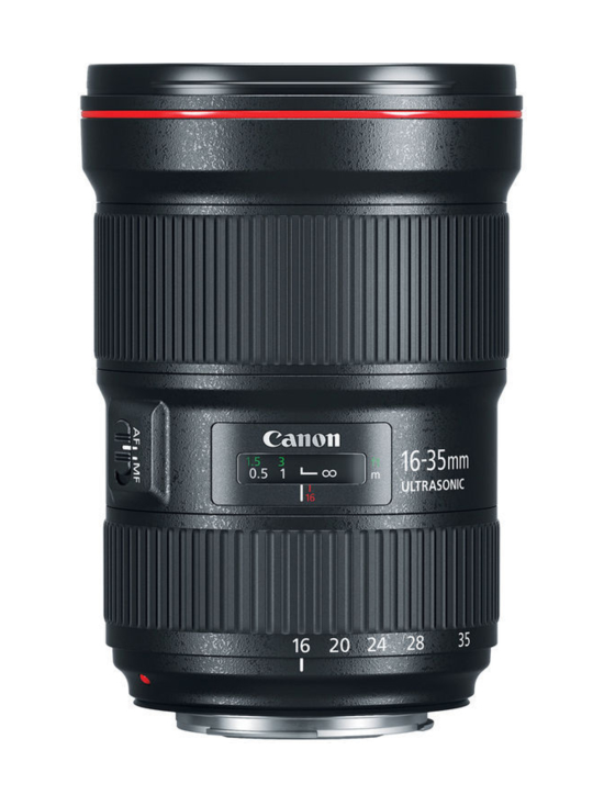 Canon - Canon EF 16-35mm f/2.8 L USM III + 250e alennus - null | Stockmann - photo 2
