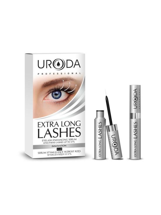URODA - Extra Long Lashes -ripsiseerumi 4ml   Stockmann - photo 1