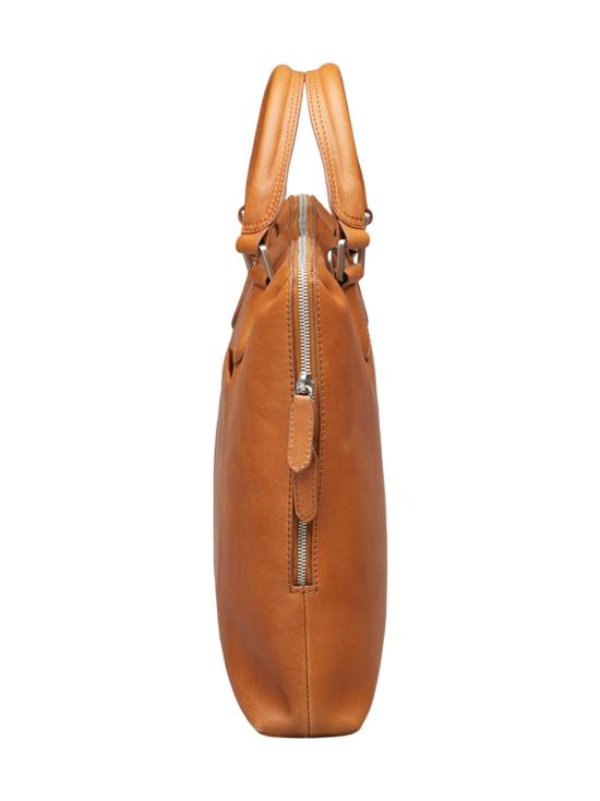 MMV Bags - Luton Briefcase -nahkasalkku - COGNAC (KONJAKINRUSKEA) | Stockmann - photo 3