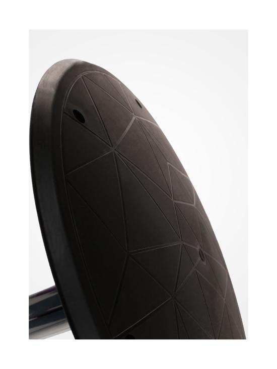 Stoo® Active Ergonomics - Stoo® Triangle aktiivituoli keinonahkaistuimella - Korkea 57 - 86 cm, valkoinen runko | Stockmann - photo 3