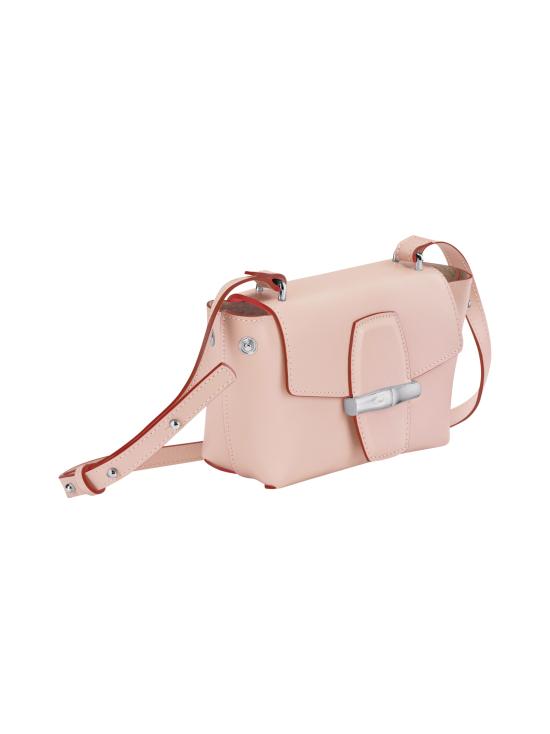 Longchamp - Roseau Box - Crossbody Bag S - Nahkalaukku - BLACK | Stockmann - photo 3