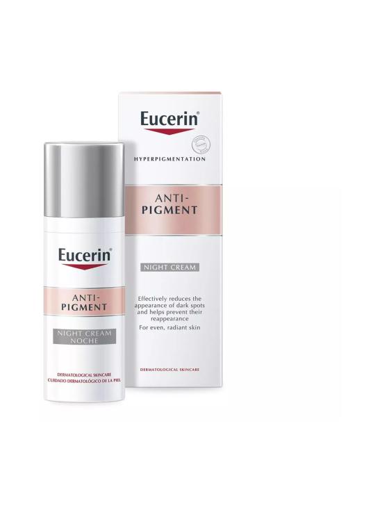 Eucerin - Eucerin ANTI-PIGMENT Night Cream -yövoide, 50ml   Stockmann - photo 1
