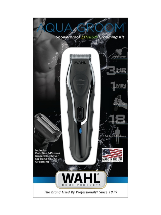 Wahl - Wahl 9899-016 Aqua Groom vedenkestävä monitoimitrimmeri - null | Stockmann - photo 3